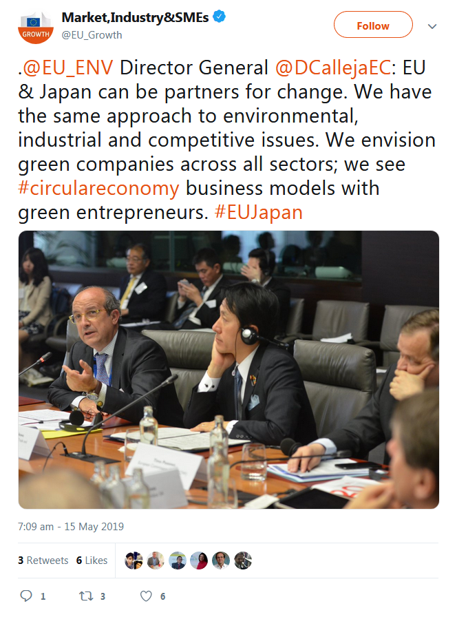 Annual Meeting 2019 : Cuttings | EU-Japan Business Round Table